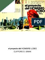El Proyecto Del Hombre Lobo