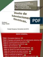 Diseño de Subestaciones Eléctricas FINALES