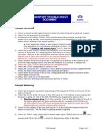 Transport Document