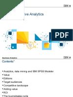 9 Selling Predictive Analytics