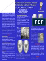 Designing and Manufacturing Rhinoplasty Templates w Simulated PT 6-30-09-Approved