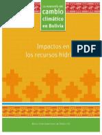 Cambio Climatico en Bolivia