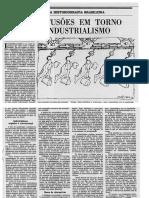 81-12-27 GUERREIRO RAMOS - As Confusões Em Torno Do Industrialismo