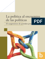 Politics Meets Policies the Emergence of Programmatic Political Parties Spanish PDF