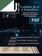 Revista IHU Cuidado de si e biopolítica.pdf