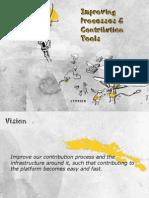 Improving Processes & Contribution Tools