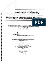 AGA-Measurement of Gas Report Nr.9