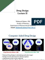 Drug Design (ELECTIVE)_Lecture 2 (2)