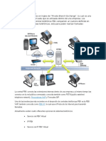 Conversion y Coexistencia de Telefonía Tradicional y Telefonía IP