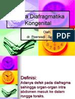 Hernia Diafragmatika Kongenital New