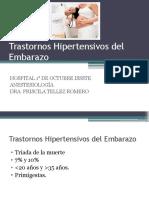 Embarazo e Hipertension
