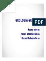 6-Geologia General Rocas Met-Volcanes