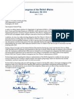 Delegation Letter to OIG on NM SNAP