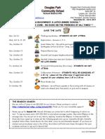 oct 9 newsletter