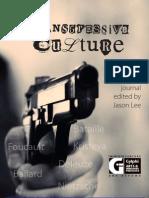 Transgressive Culture A5 Flyer