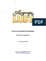 New Casual Sex lenguage of lust