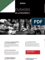Ciudades inteligentes y seguras en Latinoamérica