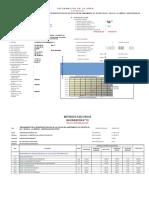 Valorizacion de Obra - Formato