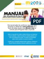 Manual de Autograbacion Tutores