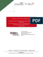 Mineralización de Nitrógeno en El Suelo de Zonas Áridas y Semiáridas