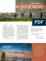 2015 Annual Report - The Pace of Nature