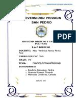 Division Monografia Filiacion Extramatrimonial[1]