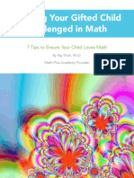 keeping gifted kids challenged in math  1