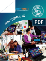 Portafolio Wondertech 2016