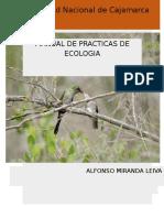 Primera Guia de Ecologia