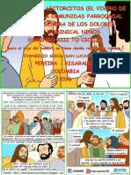 Hojita Evangelio Domingo Xiii to c Serie