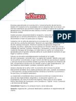 Empresa Especializada en La Producción y Comercialización de Piel Bovina