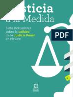 Justicia a la Medida