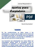 Accesorios Para Carpinteria
