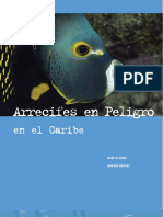 Arrecifes en Peligro