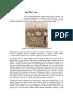 La Historia Del Futbol Nacional e Internacional