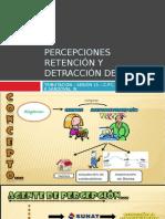 Percepciones,Retencion y Detraccion Del Igv