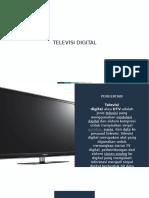 Sistem Penyiaran Televisi Digital
