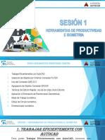 Autocad 2016 Int Sgeesión 1 Presentación