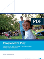 People Make Play