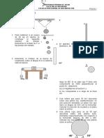 5. Ejercicios Condiciones de Equilibrio - Torque