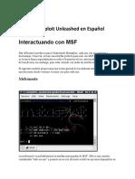 Curso Metasploit en Español