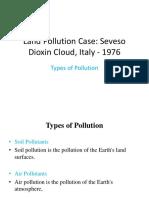 Land Pollution Case - Haina, Dominican Republic