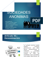 Sociendad Anonima