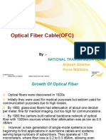 Optical Fiber Cable Ppt