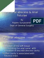 Perianal Abscess - Pilonidal Disease