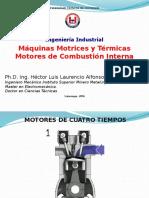 Motores de combustión interna.