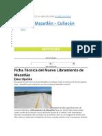 Carso Construcciones y carreteras en general