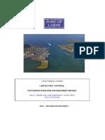 Vts Ops and Procedures Manual 2011 With Amendment No 2 151113