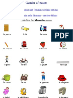 Worksheets - definite articles