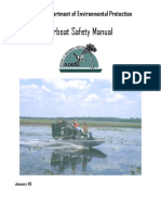 Airboat Safety Manual